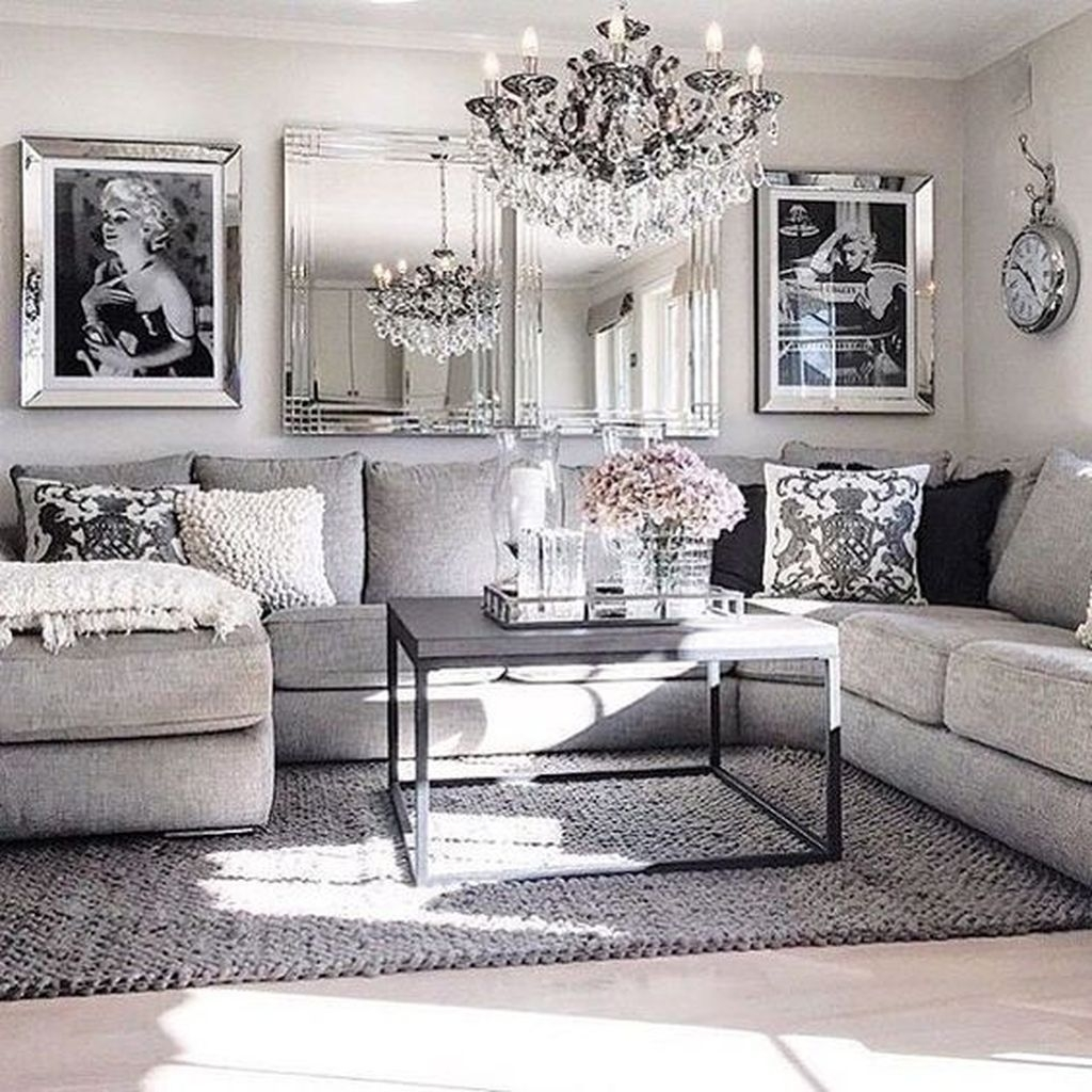 Inspiring Luxury Interior Design Ideas For Living Room24