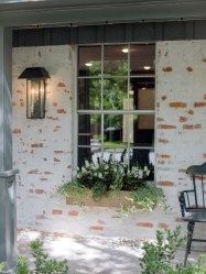 Adorable Brick House Exterior Makeover33