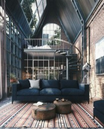 Adorable Loft Apartment Decor Ideas02