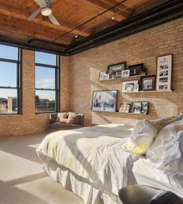 Adorable Loft Apartment Decor Ideas43
