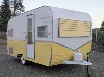 Adorable Vintage Travel Trailers Remodel Ideas01