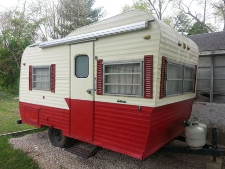 Adorable Vintage Travel Trailers Remodel Ideas03