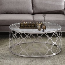 Awesome Glass Coffee Tables Ideas For Small Living Room Design03