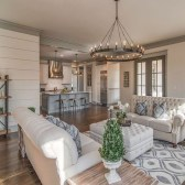 Awesome Living Room Design Ideas With Farmhouse Style33