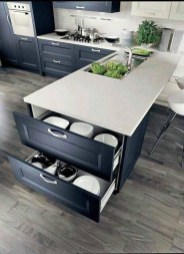 Comfy Kitchen Remodel Ideas For Small Kitchen32