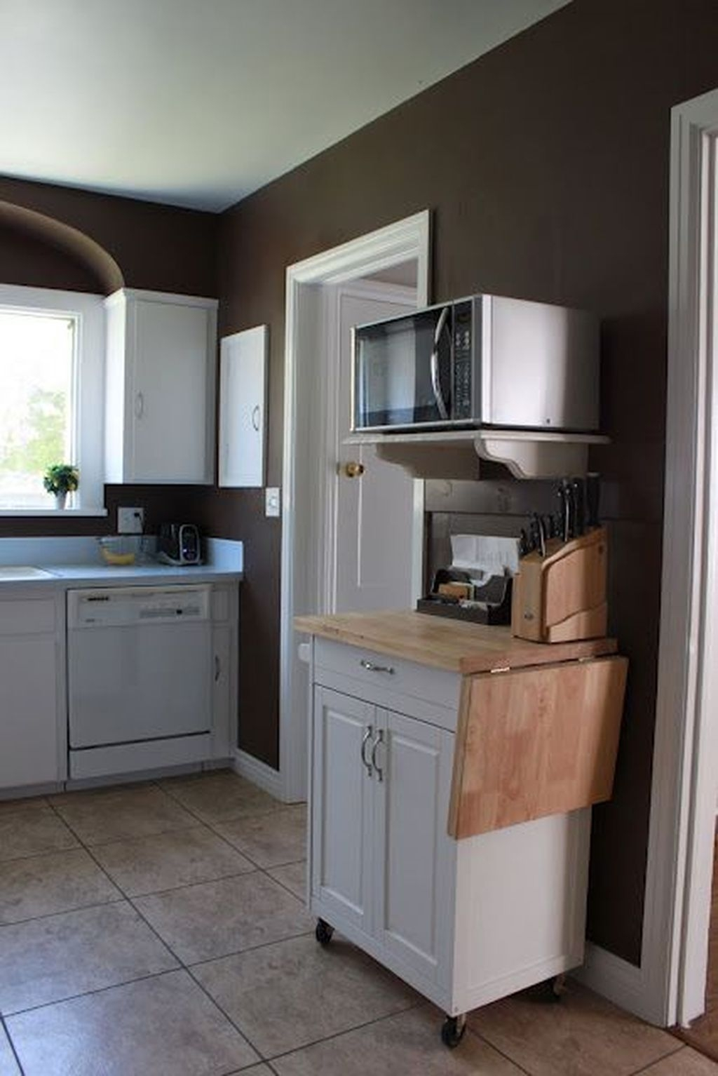 Comfy Kitchen Remodel Ideas For Small Kitchen44