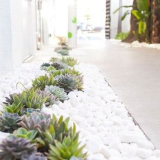 Creative Rock Garden Ideas For Your Backyard23
