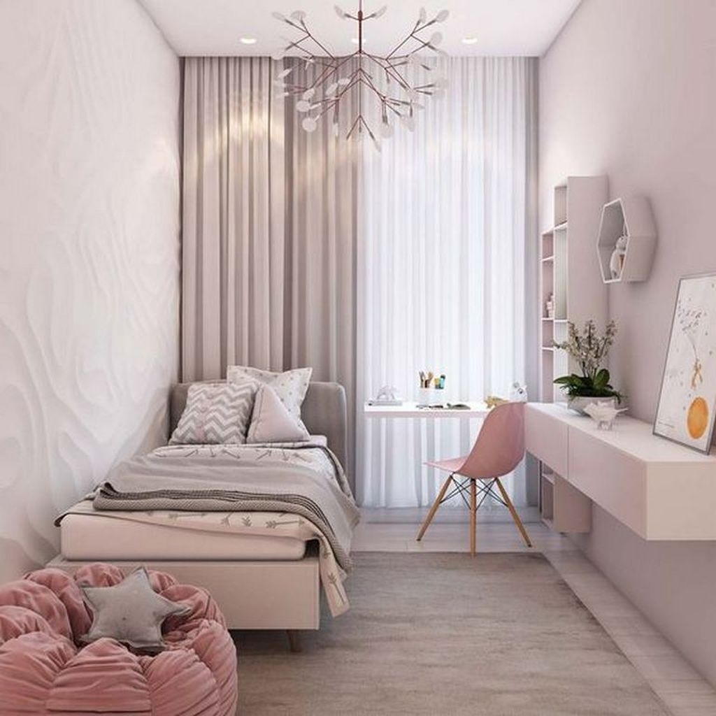 99 Cute Small Teen Bedroom Ideas - TRENDEDECOR on Teenage Small Bedroom Ideas  id=21784
