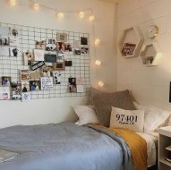 Easy Diy Projects For Your Dorm Room Design05