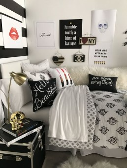 Easy Diy Projects For Your Dorm Room Design07