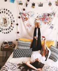 Easy Diy Projects For Your Dorm Room Design26