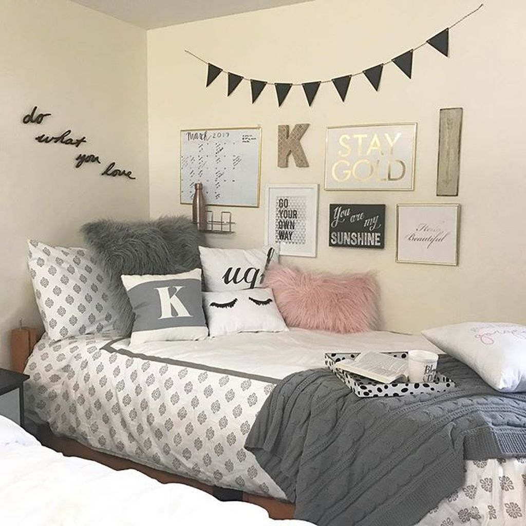 99 Easy Diy Projects For Your Dorm Room Design Trendedecor