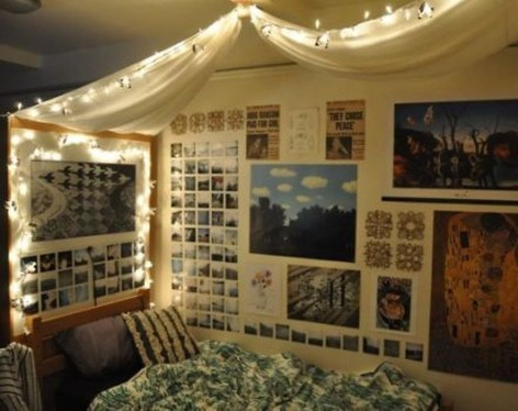 Easy Diy Projects For Your Dorm Room Design40