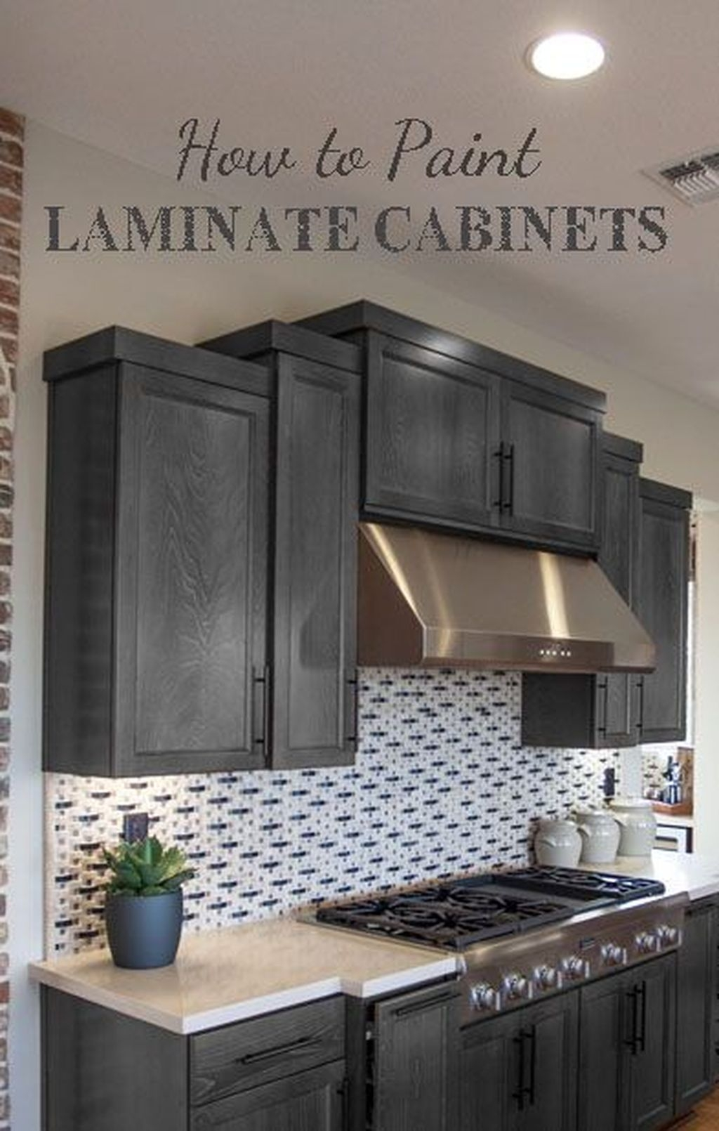 Easy Kitchen Cabinet Painting Ideas34