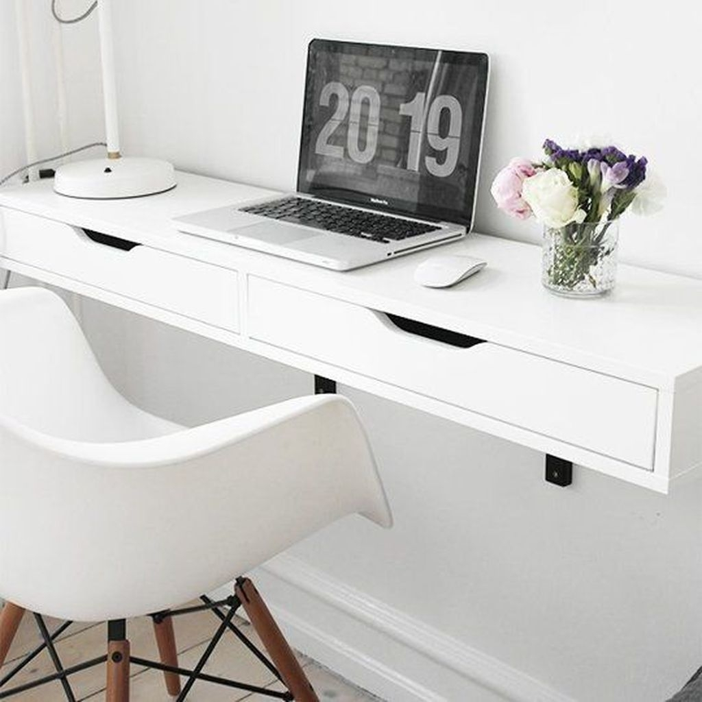 Fabulous Office Furniture For Small Spaces02