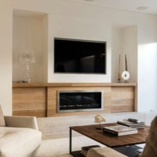 Impressive Living Room Ideas With Fireplace And Tv11
