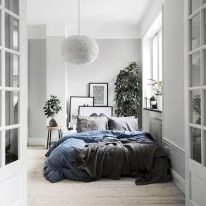 Inspiring Scandinavian Bedroom Design Ideas13