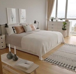 Inspiring Scandinavian Bedroom Design Ideas24