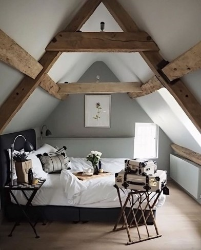 Inspiring Scandinavian Bedroom Design Ideas29