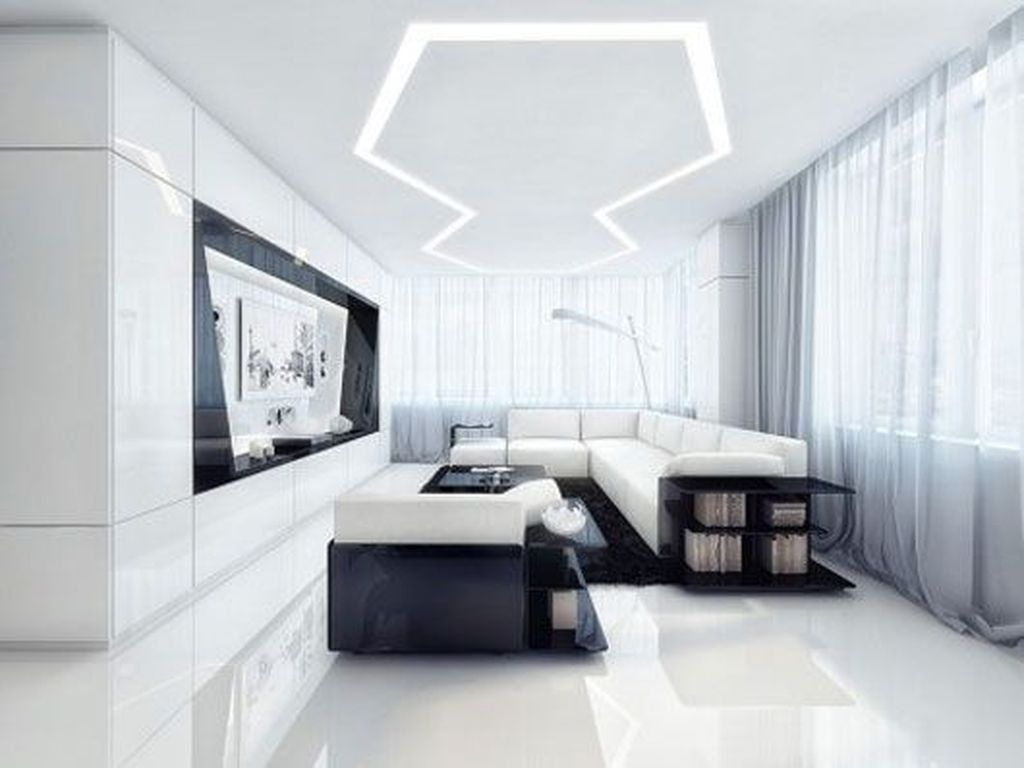 Modern And Futuristic Interior Designs To Inspire You13