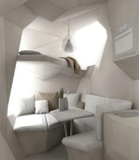 Modern And Futuristic Interior Designs To Inspire You32