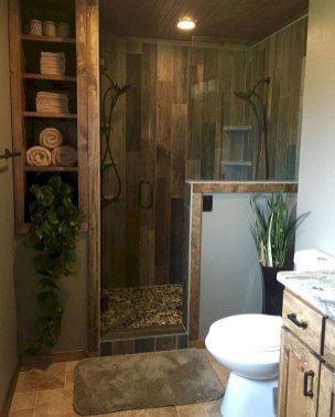 Modern Farmhouse Design For Bathroom Remodel Ideas26