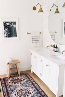 Modern Farmhouse Design For Bathroom Remodel Ideas41