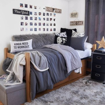 Totally Inspiring Dorm Room Ideas For Your Inspirations31