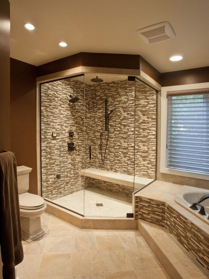 Amazing Master Bathroom Ideas43