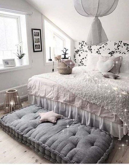 Awesome Modern Scandinavian Bedroom Design And Decor Ideas17