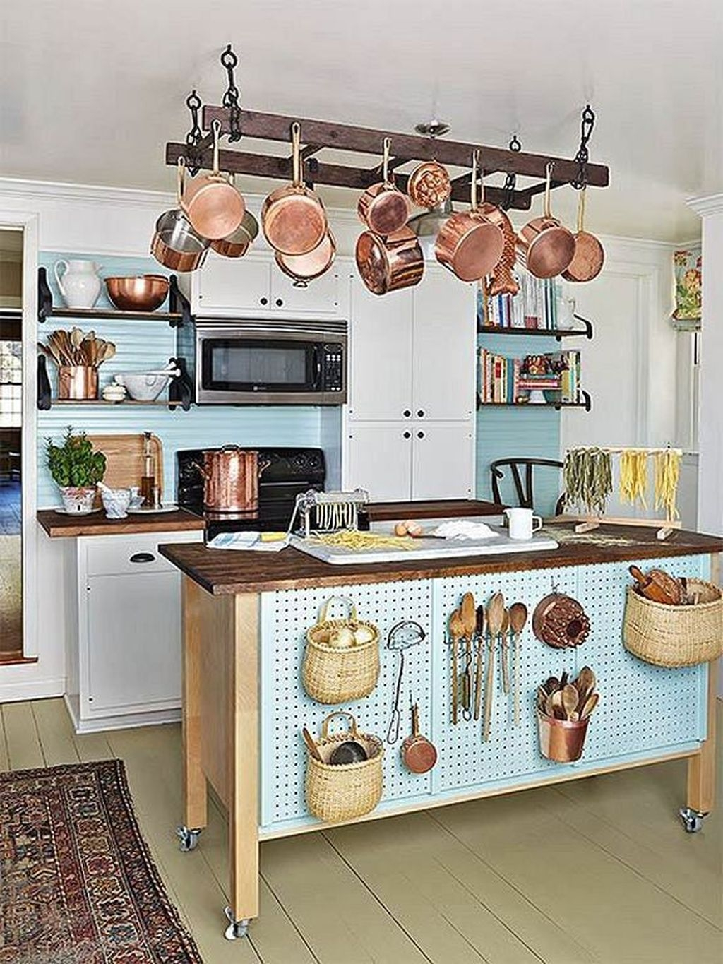 Awesome Small Kitchen Remodel Ideas15