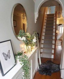 Best Ways To Decorate Your Circle Mirror With Garland13