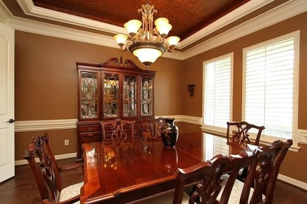 Fascinating Flying Crown Molding Ideas20
