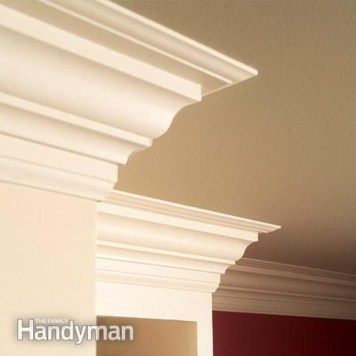 Fascinating Flying Crown Molding Ideas23