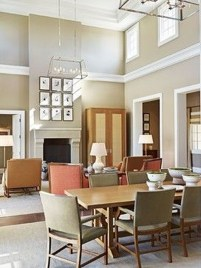 Fascinating Flying Crown Molding Ideas26