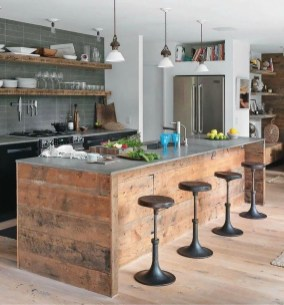 Gorgeous Rustic Kitchen Design Ideas08