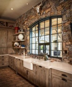 Gorgeous Rustic Kitchen Design Ideas42