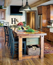 Inspiring Kitchen Island Design Ideas14