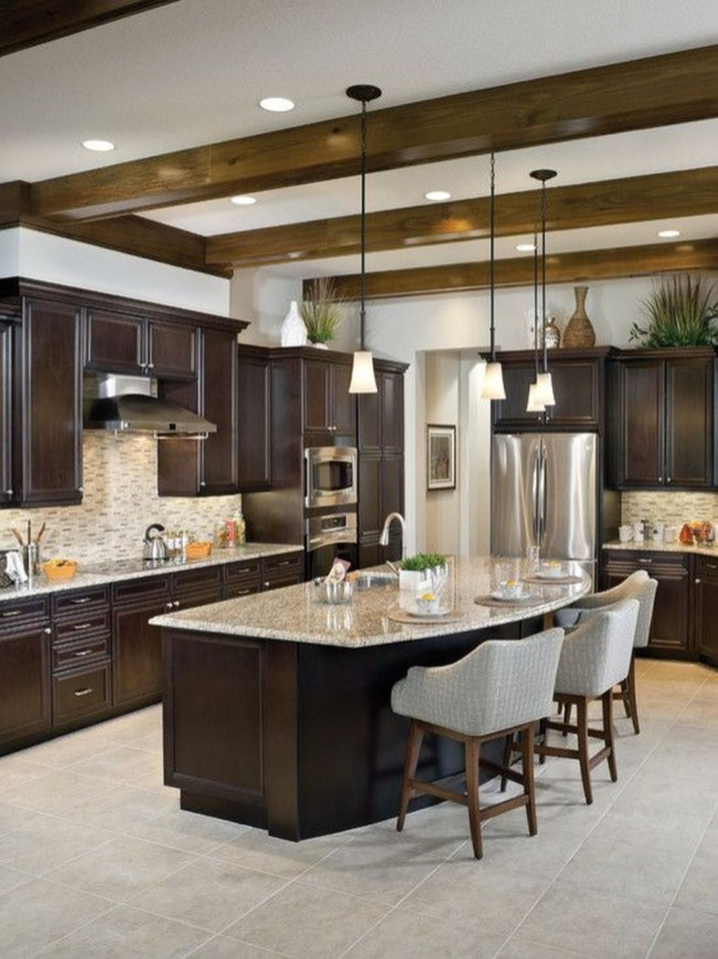 Inspiring Kitchen Island Design Ideas18