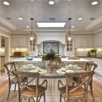 Inspiring Kitchen Island Design Ideas36