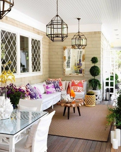 Perfect Diy Seating Incorporating Into Wall For Your Outdoor Space13