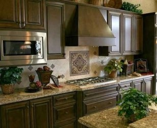 Popular Summer Kitchen Backsplash Ideas09