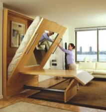 Stunning Diy Space Saving Bed Frame Design Ideas21