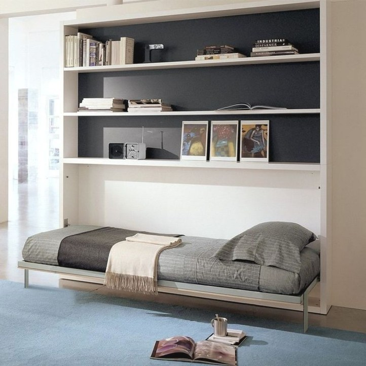 Stunning Diy Space Saving Bed Frame Design Ideas23