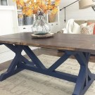 Stunning Farmhouse Table Design Ideas25