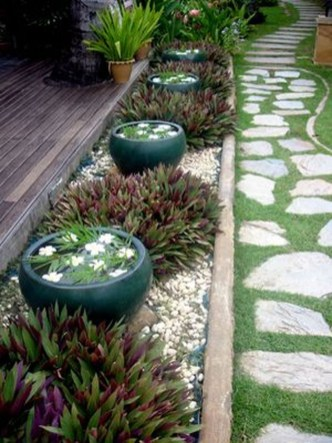 Affordable Rock Garden Landscaping Design Ideas16