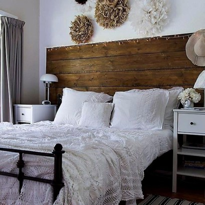 Amazing Farmhouse Style For Cozy Bedroom Decorating Ideas21