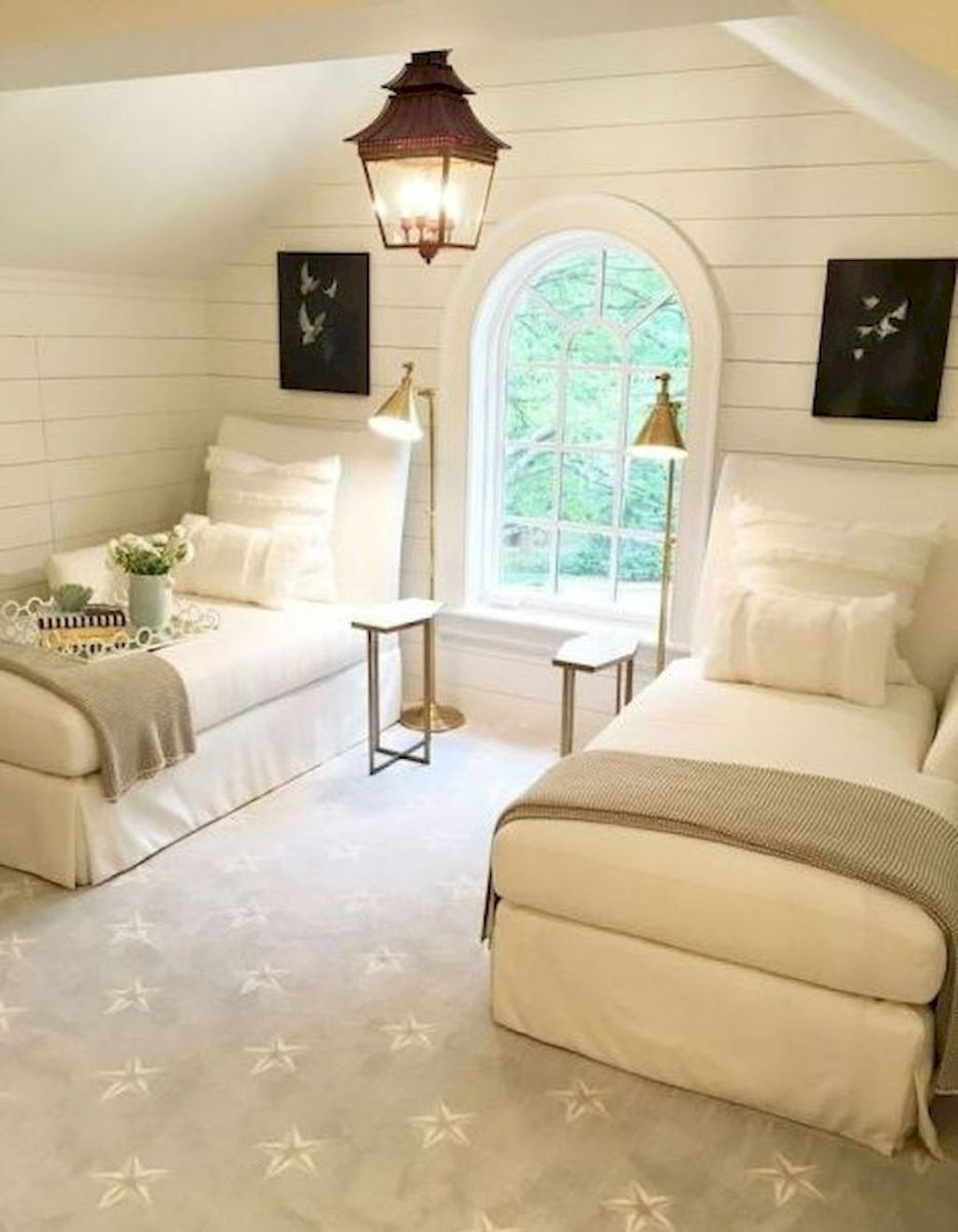Amazing Farmhouse Style For Cozy Bedroom Decorating Ideas32