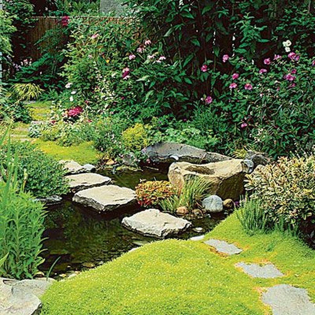 Awesome Cottage Garden Design Ideas For Your Dream House03