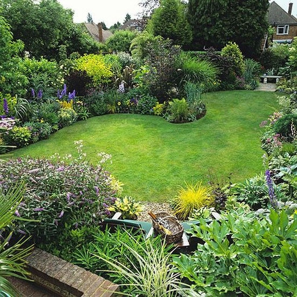 Awesome Cottage Garden Design Ideas For Your Dream House30